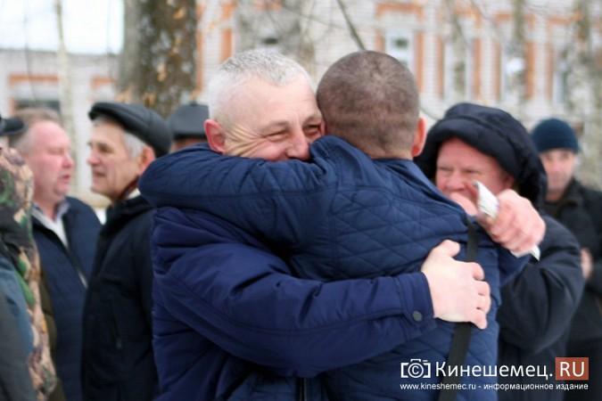 Кинешемские огнеметчики на развалинах химбригады вспомнили Чечню фото 33