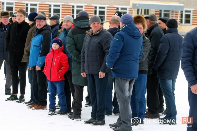 Кинешемские огнеметчики на развалинах химбригады вспомнили Чечню фото 42