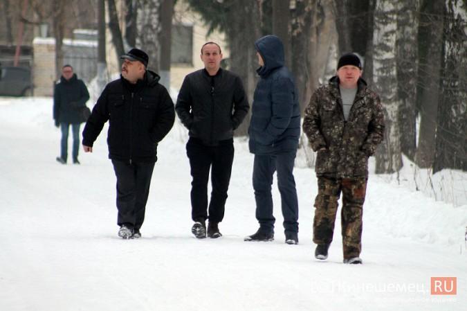 Кинешемские огнеметчики на развалинах химбригады вспомнили Чечню фото 10