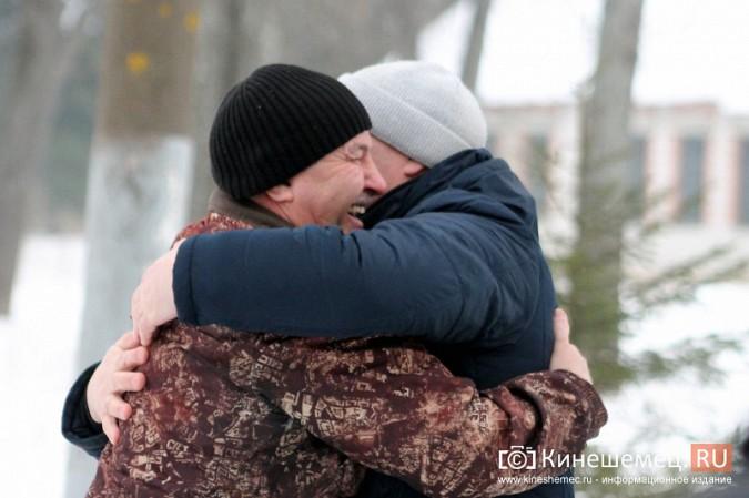 Кинешемские огнеметчики на развалинах химбригады вспомнили Чечню фото 9