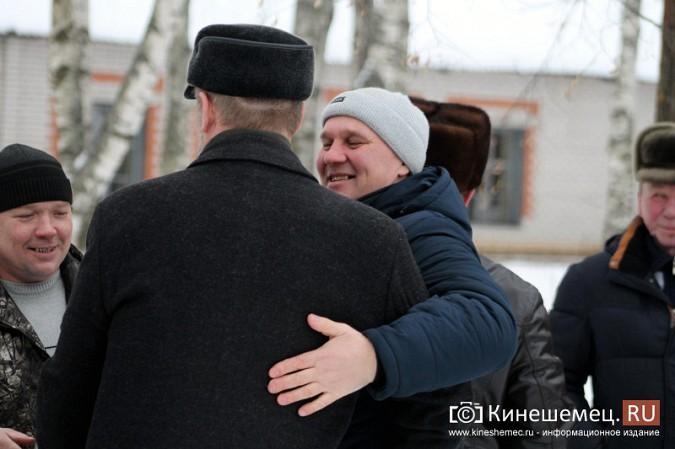 Кинешемские огнеметчики на развалинах химбригады вспомнили Чечню фото 28