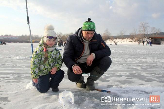 В Кинешме прошли соревнования по рыбной ловле на мормышку фото 18