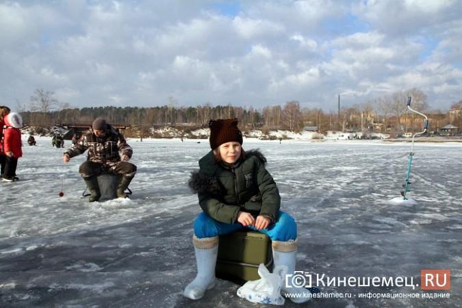 В Кинешме прошли соревнования по рыбной ловле на мормышку фото 9