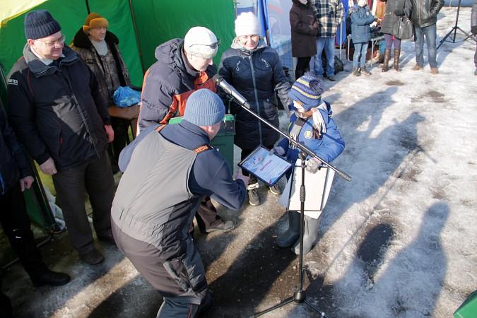 В Кинешме прошли соревнования по рыбной ловле на мормышку фото 41