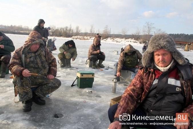 В Кинешме прошли соревнования по рыбной ловле на мормышку фото 2