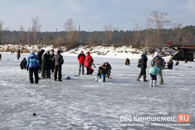 В Кинешме прошли соревнования по рыбной ловле на мормышку фото 10
