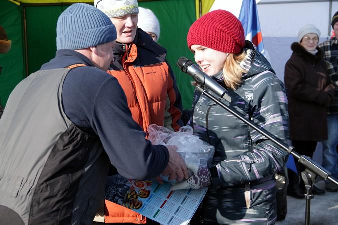 В Кинешме прошли соревнования по рыбной ловле на мормышку фото 40
