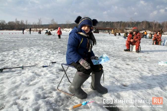 В Кинешме прошли соревнования по рыбной ловле на мормышку фото 8