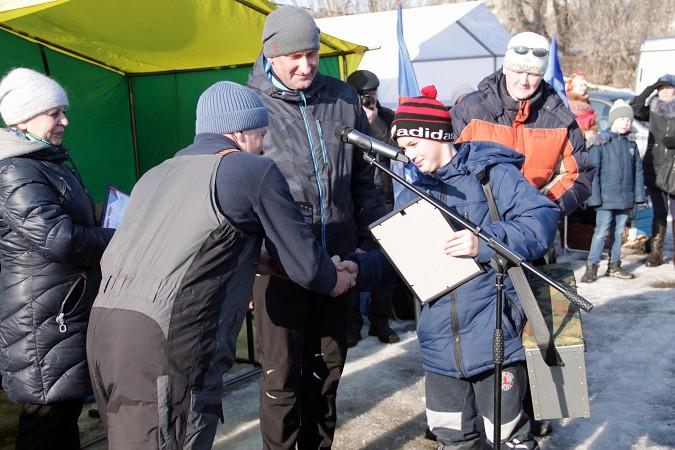 В Кинешме прошли соревнования по рыбной ловле на мормышку фото 37