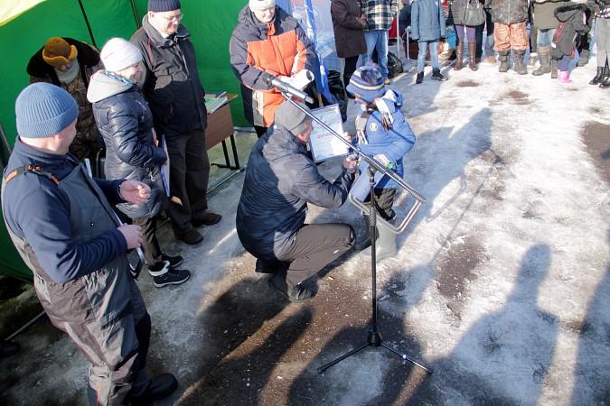 В Кинешме прошли соревнования по рыбной ловле на мормышку фото 34