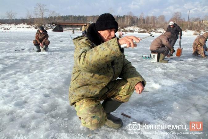 В Кинешме прошли соревнования по рыбной ловле на мормышку фото 6