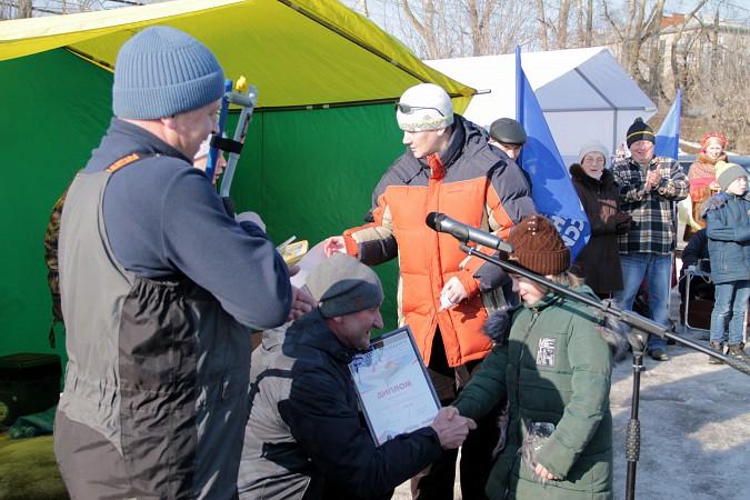 В Кинешме прошли соревнования по рыбной ловле на мормышку фото 39