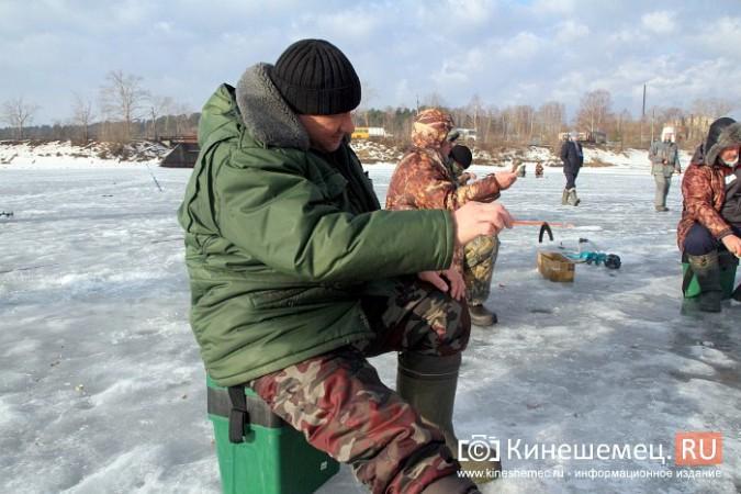 В Кинешме прошли соревнования по рыбной ловле на мормышку фото 5
