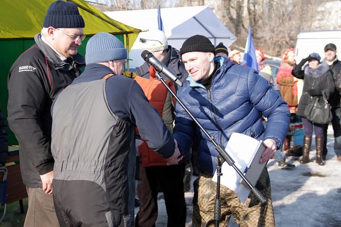В Кинешме прошли соревнования по рыбной ловле на мормышку фото 33