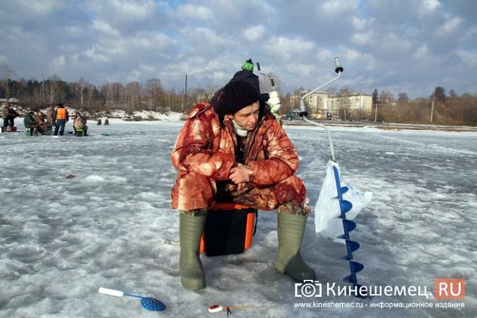 В Кинешме прошли соревнования по рыбной ловле на мормышку фото 7