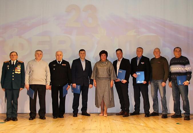 В Кинешме чествовали защитников Отечества фото 6