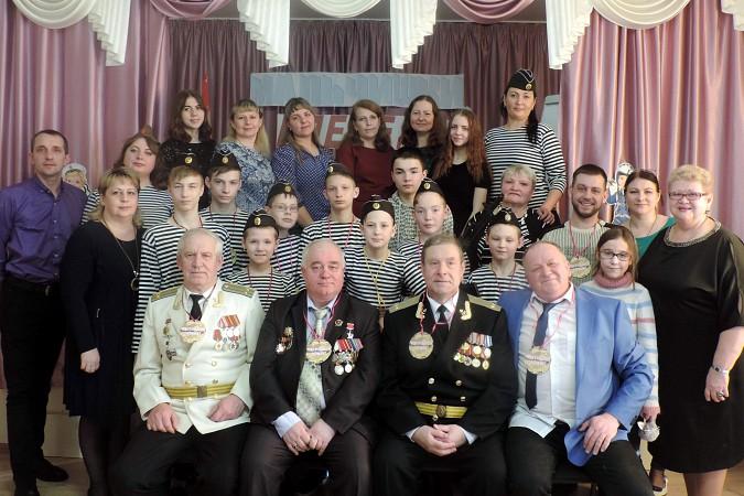 К воспитанникам Кинешемского детского дома пришли защитники Отечества фото 4