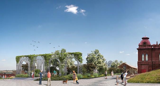 В центре Кинешмы за 33 миллиона построят павильон - сад длиной с футбольное поле фото 3