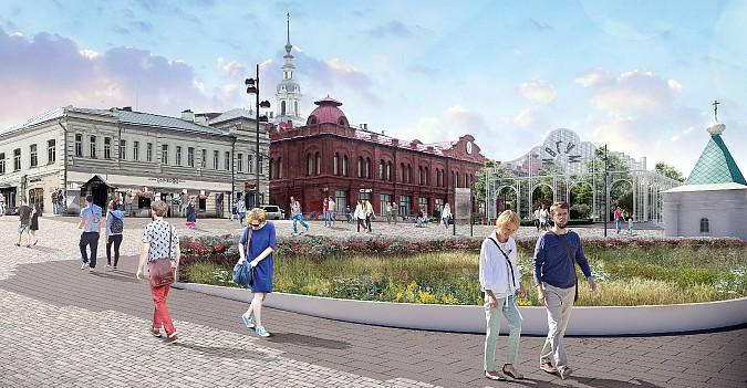 В центре Кинешмы за 33 миллиона построят павильон - сад длиной с футбольное поле фото 2
