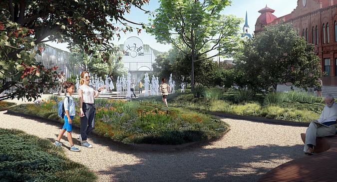 В центре Кинешмы за 33 миллиона построят павильон - сад длиной с футбольное поле фото 4