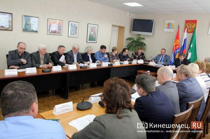 При голосовании за изменения в Устав Кинешмы фракция КПРФ развалилась на части фото 2