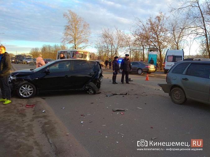 В ГИБДД сообщили подробности массового ДТП с 5 пострадавшими на ул.50-летия Комсомола фото 2