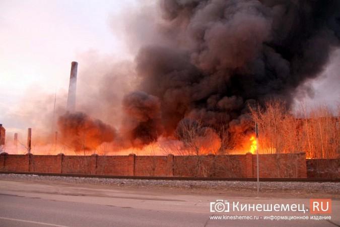 Более ста кинешемцев отказались от самоизоляции, чтобы оценить пожар на Фабрике №2 фото 6