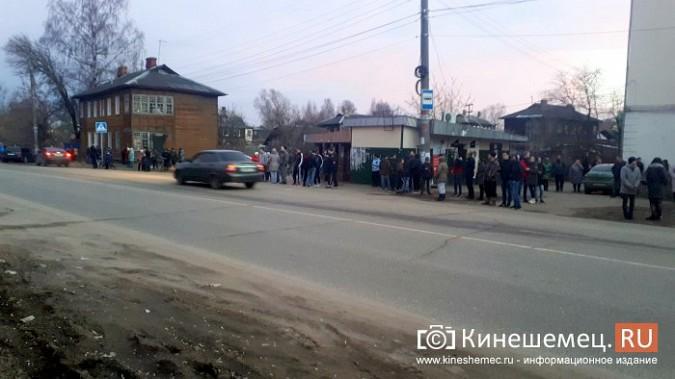 Более ста кинешемцев отказались от самоизоляции, чтобы оценить пожар на Фабрике №2 фото 11