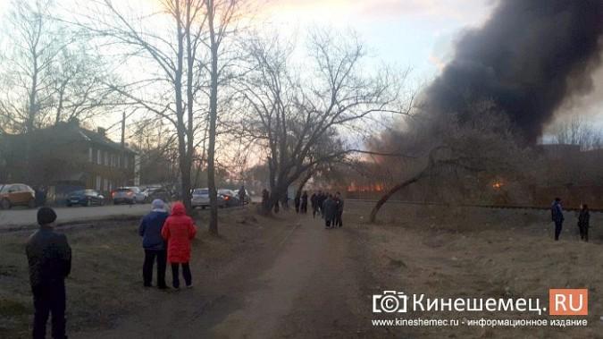Более ста кинешемцев отказались от самоизоляции, чтобы оценить пожар на Фабрике №2 фото 9