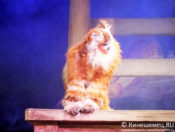 В Кинешме продолжается Всероссийский театральный фестиваль фото 10