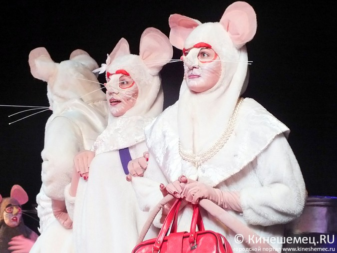 В Кинешме продолжается Всероссийский театральный фестиваль фото 7