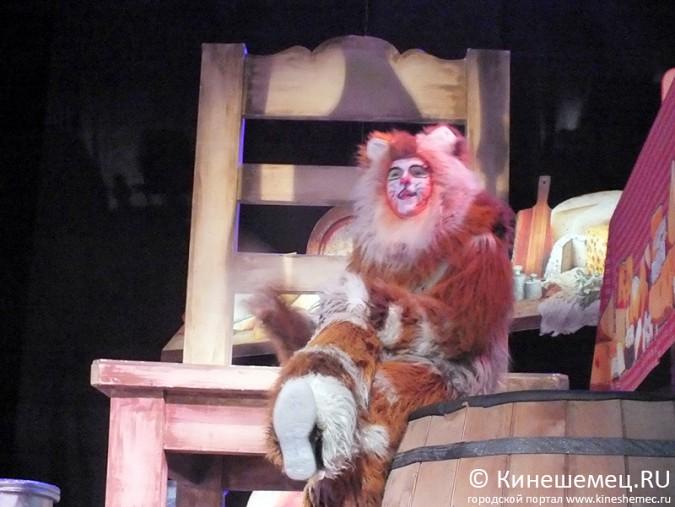 В Кинешме продолжается Всероссийский театральный фестиваль фото 8