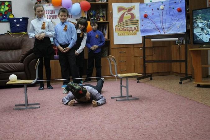 В Кинешемском СРЦН День Победы отметили праздничной программой для детей фото 5