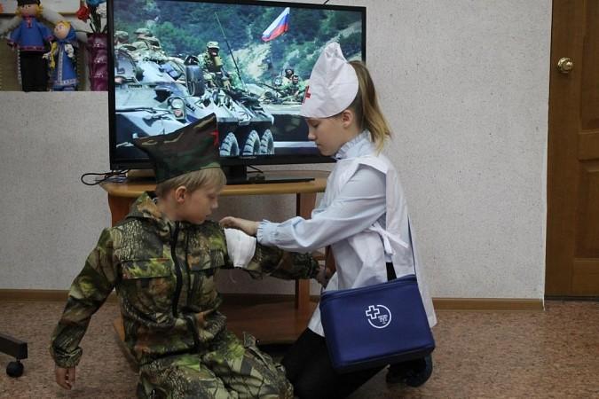 В Кинешемском СРЦН День Победы отметили праздничной программой для детей фото 4