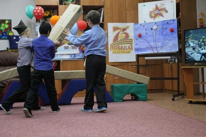 В Кинешемском СРЦН День Победы отметили праздничной программой для детей фото 6