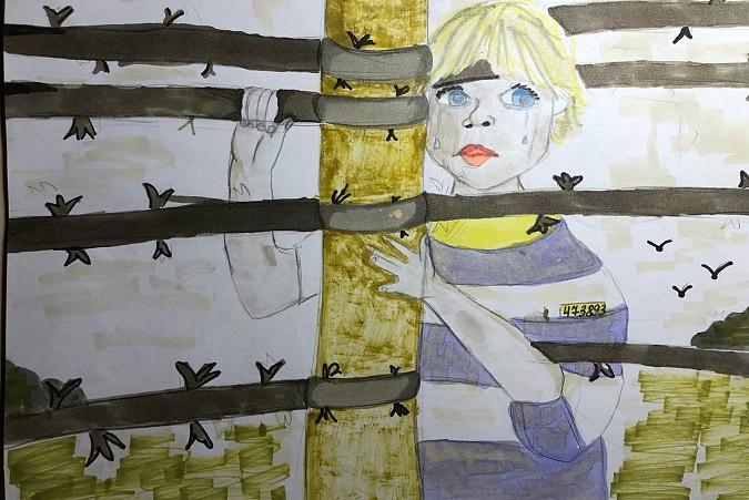 Библиотека № 5 подвела итоги конкурса детских рисунков, посвященного 75-летию Победы фото 2