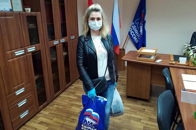 В Кинешме «Единая России» продолжает раздавать гражданам продуктовые наборы фото 8