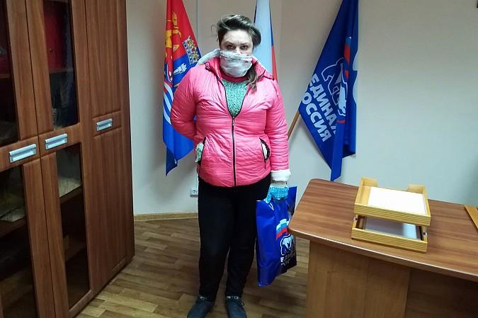 В Кинешме «Единая России» продолжает раздавать гражданам продуктовые наборы фото 7