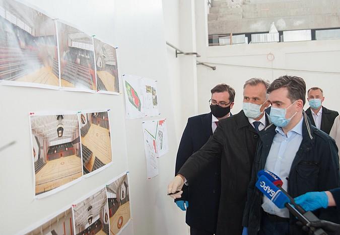 В центре Иванова будут строить Дворец водных видов спорта фото 2