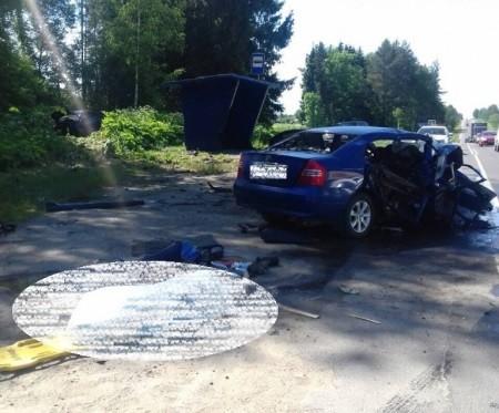 27-летняя девушка погибла в ДТП в Ивановской области фото 2