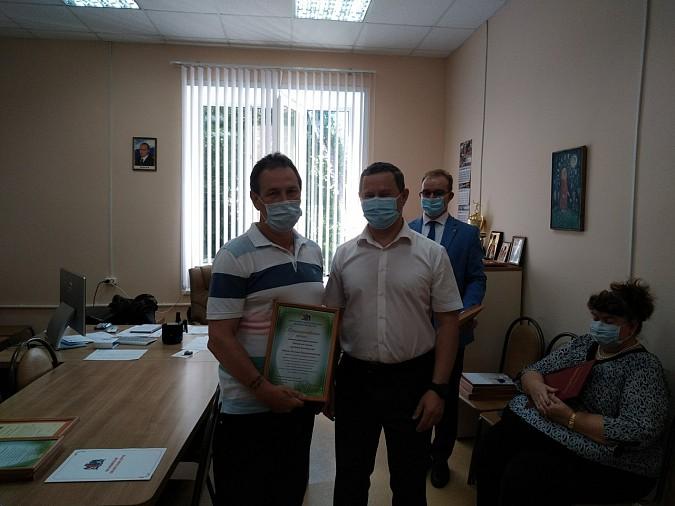 В Кинешме наградили медицинских работников фото 8