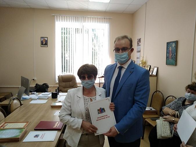 В Кинешме наградили медицинских работников фото 2