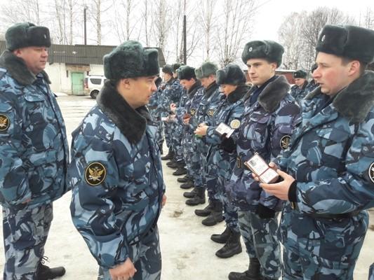 Почти 200 сотрудников УФСИН охраняют кинешемские колонии фото 6