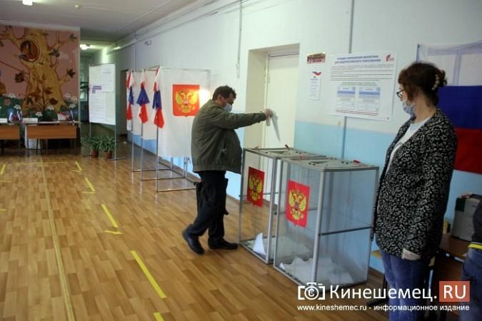 В голосовании по поправкам в Конституцию приняли участие более 43 тысяч кинешемцев фото 23