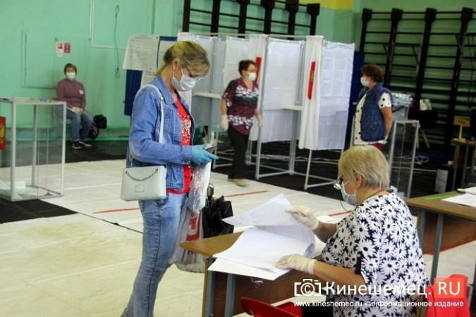 В голосовании по поправкам в Конституцию приняли участие более 43 тысяч кинешемцев фото 7