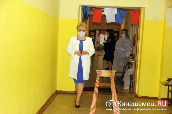 В голосовании по поправкам в Конституцию приняли участие более 43 тысяч кинешемцев фото 17