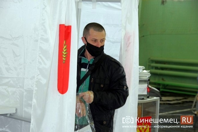 В голосовании по поправкам в Конституцию приняли участие более 43 тысяч кинешемцев фото 8