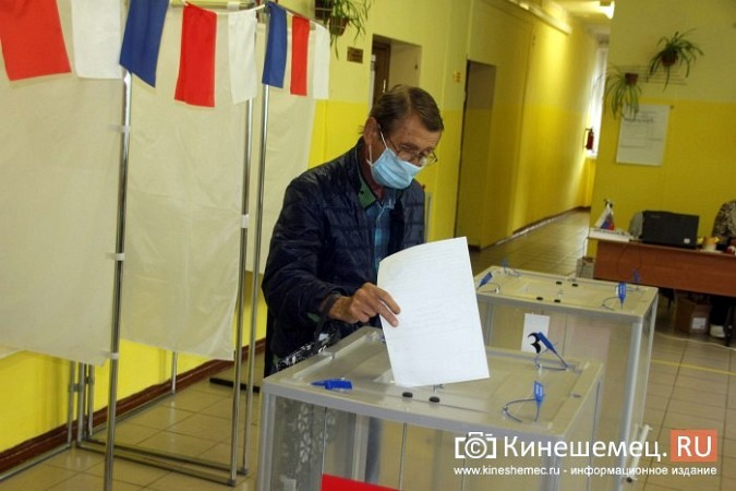 В голосовании по поправкам в Конституцию приняли участие более 43 тысяч кинешемцев фото 28