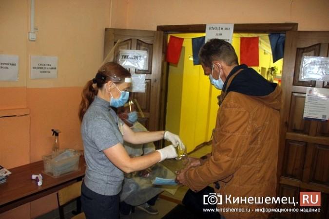 В голосовании по поправкам в Конституцию приняли участие более 43 тысяч кинешемцев фото 26