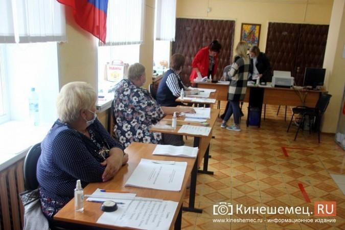 В голосовании по поправкам в Конституцию приняли участие более 43 тысяч кинешемцев фото 33